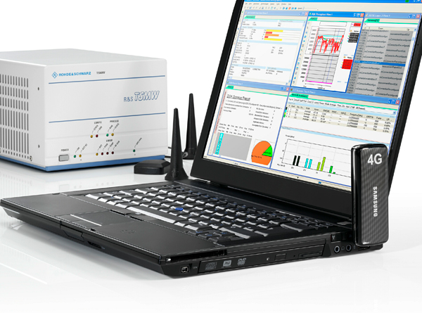 Rohde & Schwarz Tests VoLTE and Audio Quality