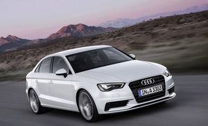 Audi A3 LTE Enabled Car