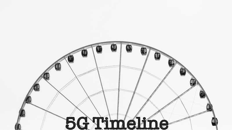 When is 5G Coming? What are We Expecting?