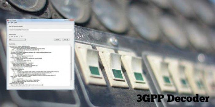 3GPP Decoder v1.0 Released
