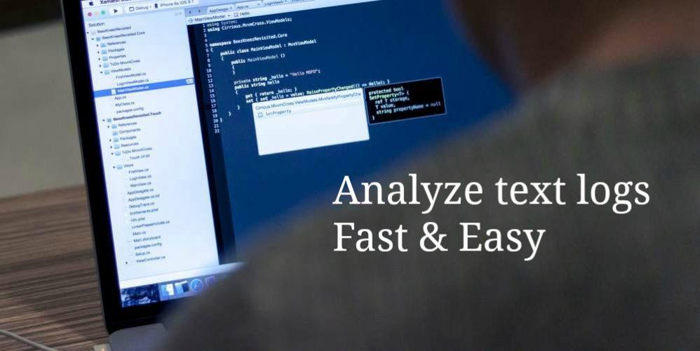 TextAnalysisTool.NET - The  Best Tool for Text Log Analysis