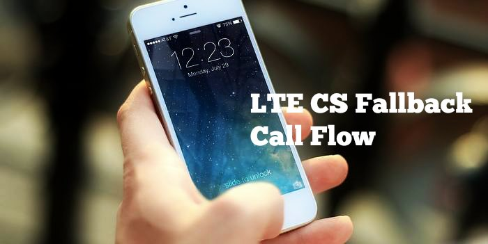 LTE CS Fallback (CSFB) Call Flow Procedure