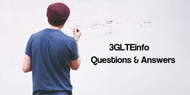 3G LTE Questions and Answers